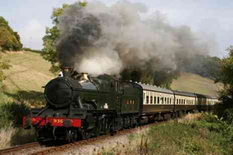 Virgin Experience Days - West Somerset Railway Rover Two -  Save 0%