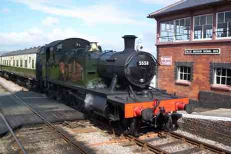 Virgin Experience Days - West Somerset Railway Rover For Two Adults - Save 0%