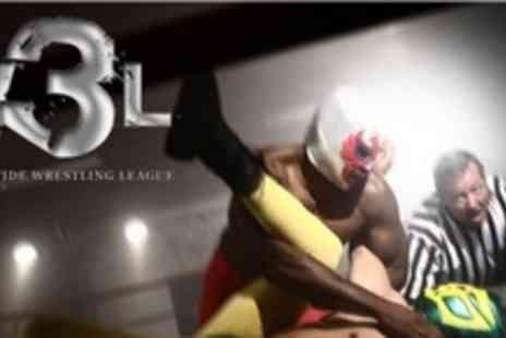 World Wide Wrestling League - Two Tickets to American Style Wrestling - Save 62%
