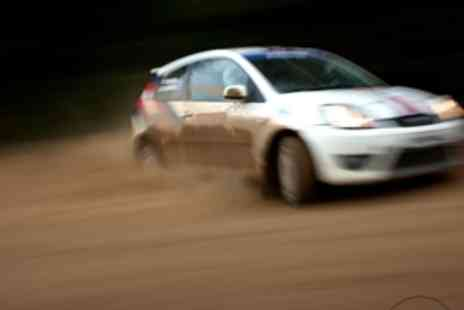 Virgin Experience Days - Introductory Rally Driving - Save 0%