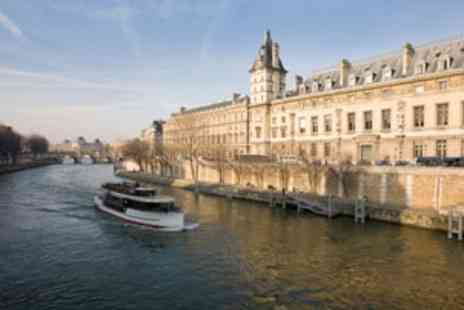 Virgin Experience Days - One Nights Deluxe Paris Break for Two with Seine Cruise - Save 0%
