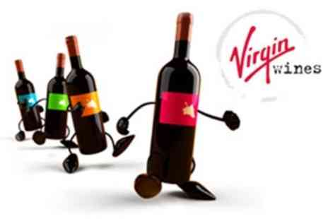 Virgin Experience Days - Virgin Wines Connoisseur Selection - Save 0%