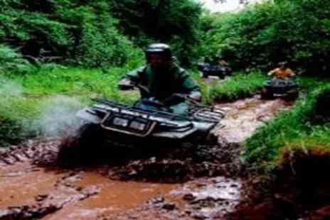 Virgin Experience Days - Quad Biking for Two - Save 0%