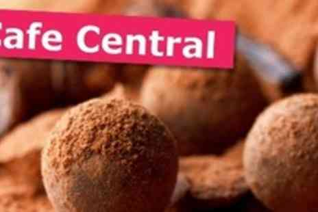 Cafe Central - Three Hour Chocolate and Confectionery Workshop With Tea and Cakes - Save 75%