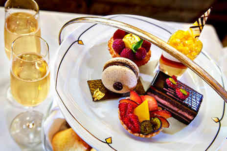 Park Lane - Champagne Afternoon Tea for Two   - Save 0%