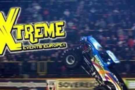 The Extreme Stunt Show - Entry to The Extreme Stunt Show 2012 Plus Souvenir Brochure - Save 53%