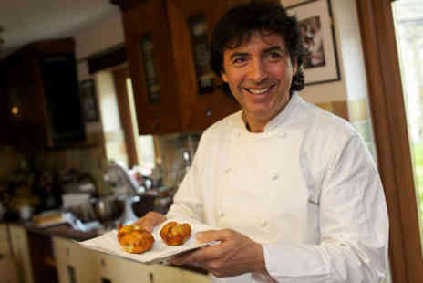 Novelli Academy Cookery School  - Novelli Academy One Day Hands On Cookery Course with Lunch - Save 0%