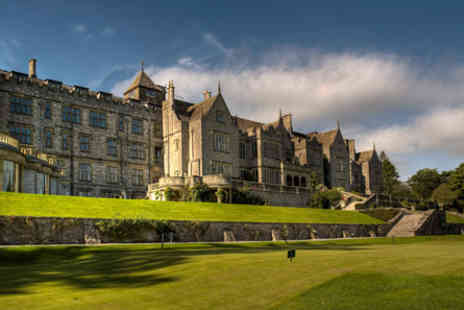 Bovey Castle - Full Day Spa Experience for Two  at Bovey Castle - Save 0%