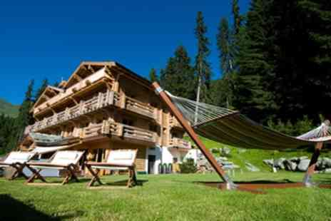 The Lodge  - Two Night Stay in Verbier - Save 0%