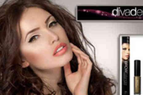 Get Gorgeous - Divaderme Eyebrows in a Bottle - Save 60%