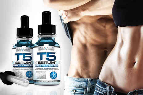 Biogen Health Science - Bottle of T5  fat burner serum XT   - Save 56%