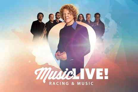VMS Live - Simply Red Live and Race Day Adult or Child Ticket  - Save 0%