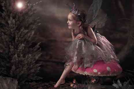 Dion Gallichan Photography - Fairy Photoshoot with a Canvas or Prints - Save 0%