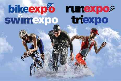 Hamerville Media Group - Bike, Run, Swim or Triathlon Expo Tickets on 18 to 20 March - Save 50%