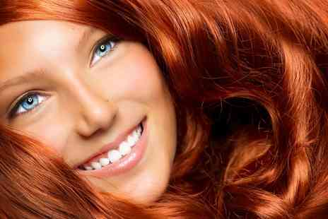 Natasha May's Hairdressing - Mens or Womens Dry Haircut or a Wash and Full Head Colour with Finish  - Save 38%