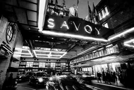 The Savoy - Decadent Dessert and Cocktail Experience with Optional Dinner - Save 42%