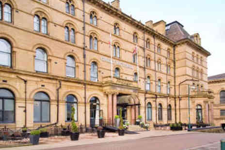 The Great Victoria Hotel - Two nights break for two including a daily full English breakfast  - Save 0%