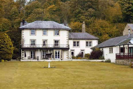 Lovelady Shield Country House Hotel - One or Two nights stay in a superior double room includes a full Cumbrian breakfast, and a seven course gourmet dinner  - Save 56%