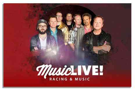 VMS Live - Level 42 at Ladbrokes Derby Day Live Child or Adult Ticket On 4 June - Save 0%