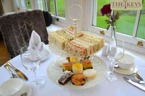 The Keys Restaurant - Afternoon Tea for Two - Save 57%