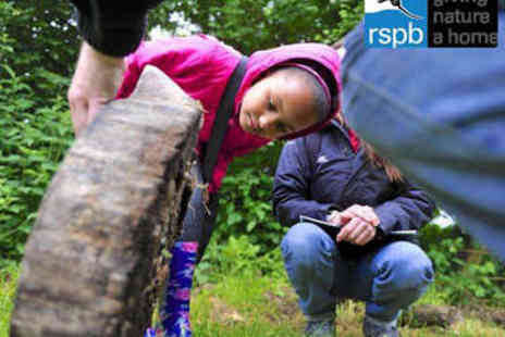 RSPB Saltholme - Family Nature Reserve Day with Drinks and Crafts - Save 0%