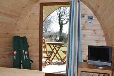 Virgin Experience Days - Two Night Super Glamping Pod Break - Save 0%