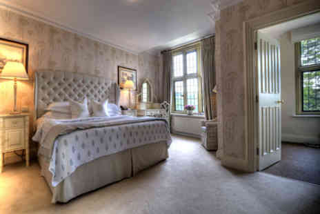 Bovey Castle  - One Night Getaway for Two  - Save 0%