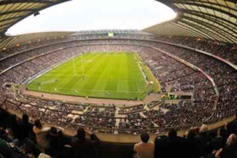 Virgin Experience Days - Family Twickenham Stadium Tour - Save 0%