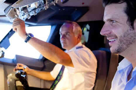 Virgin Experience Days - 90 Minutes Flight Simulator Experience Aboard a Boeing 737  - Save 0%