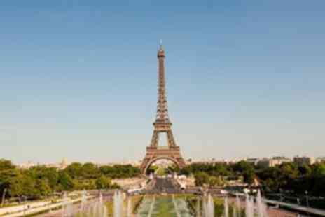 Virgin Experience Days - Luxury Paris Day Trip and Lunch at the Eiffel Tower for Two - Save 0%