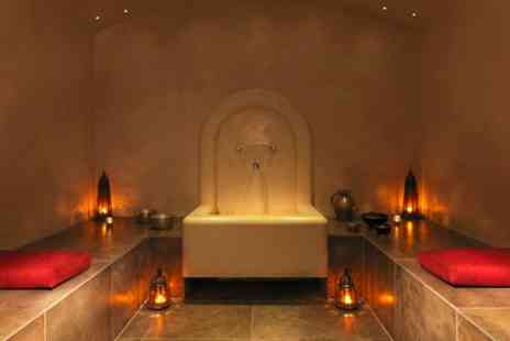 Dolphin Square Spa [ - One Night Moroccan Dream Spa Break for Two   - Save 0%
