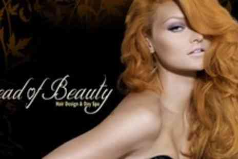 Ahead of Beauty - Cut, Condition and Blow Dry - Save 64%
