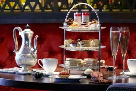 The May Fair Hotel - Champagne Afternoon Tea   - Save 0%