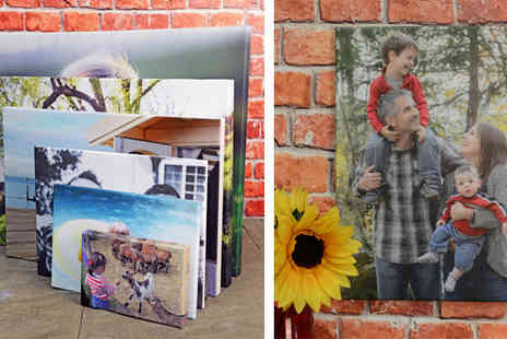 Yourperfectcanvas - Personalised A1 Canvas - Save 76%