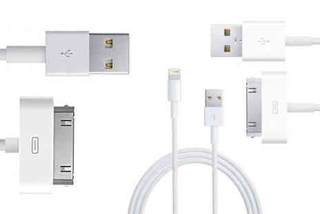 Planet of Accessories - Choice of USB Charging or Sync Cables - Save 67%