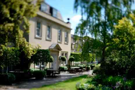 The Royal Crescent Hotel - Spa Retreat and Afternoon Tea  - Save 0%