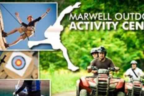 Marwell Activity Centre - Two Night Activity Break For Family of Four With Breakfast - Save 79%