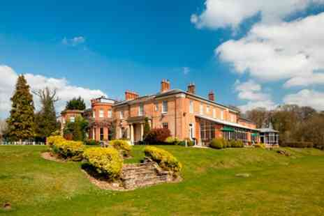 Mercure Newbury Elcot Park Hotel  - One Night Break for Two with Breakfast is included   - Save 0%