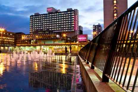 Mercure Manchester Piccadilly Hotel - One Night Break for Two with full English breakfast  - Save 0%