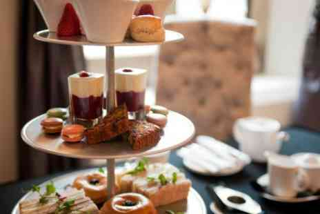 Ackergill Tower  - Champagne Afternoon Tea for Two   - Save 0%