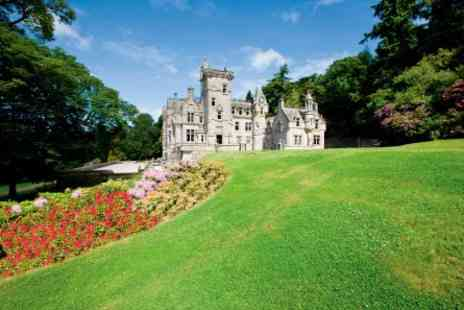 Kinnettles Castle - One Night Break for Two - Save 0%