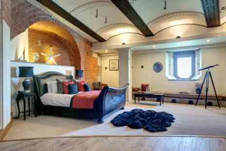 Spitbank Fort - Ultimate Luxurious One Night Stay for Two - Save 0%