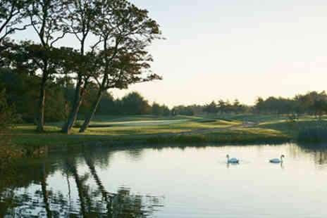 Formby Hall Golf Resort & Spa - One Night Weekend Break for Two  - Save 0%