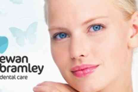 Ewan Bramley - One Sessions of V Beauty Treatment For Thread Veins or Rosacea - Save 83%