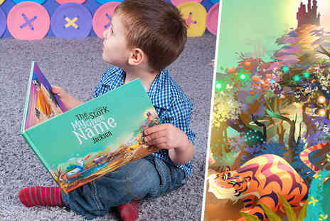 My Given Name  - Personalised childrens book  - Save 47%