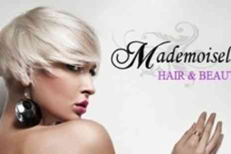 Mademoiselles Hair & Beauty - Cut and Finish With T Bar Highlights From Senior Stylist - Save 60%