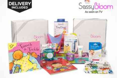 LivingSocial Shop - Sassy Bloom Box of Goodies for Mum & Baby - Save 28%