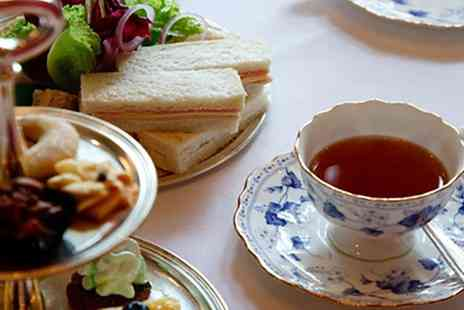 TC Patisserie - Traditional Afternoon Tea For Two  - Save 0%