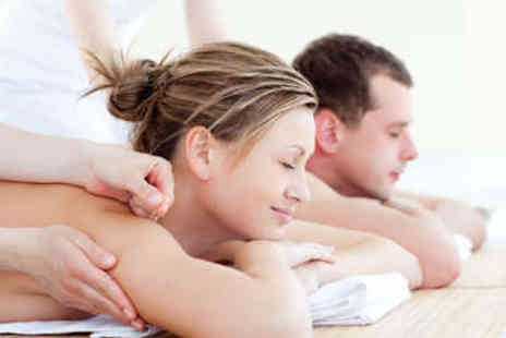 Bijoux Hair and Beauty - Couples Massage - Save 55%