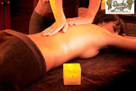 Ducky Fuzz - Hot Stone Massage - Save 56%